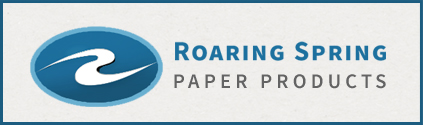 Roaring Spring Paper Products Small Logo