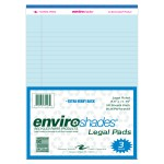 ENVIROSHADES 8.5X11.75 LEGAL 3/PK BLUE