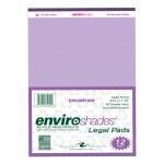 ENVIROSHADES 8.5X11.75 LEGAL12PK ORCHID