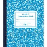"""FLEX COMP 10""""x8"""" GRADE 2 BLUE MBL"""
