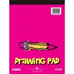 """KIDS DRAWING PAD 9""""x12"""""""