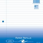 """FILLER PAPER 8""""x10.5"""" WM"""